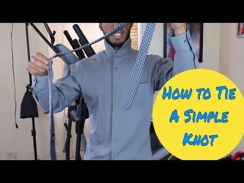 How To Tie A Tie Full Windsor : Easy and Step by Step for Beginners