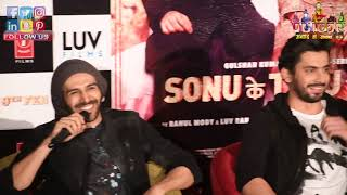 Sonu Ke Titu Ki Sweety : PC | Yo Yo Honey Singh | Luv Ranjan, Kartik Aaryan, Sunny Singh