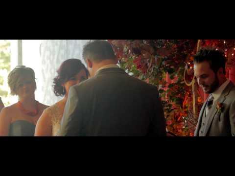 Regina + Kurt // Colcord Hotel Downtown OKC Wedding
