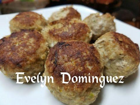How to make Turkey Meatballs(Easy Recipe)