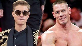 John Cena vs Justin Bieber REMATCH!