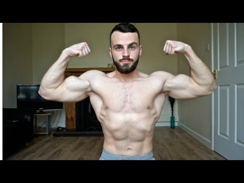 At Home Bodyweight Chest & Tricep Workout - Without Weights
