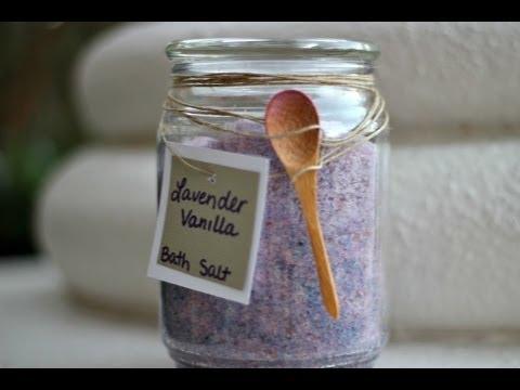DIY: Scented Bath Salts   spreadinsunshine15