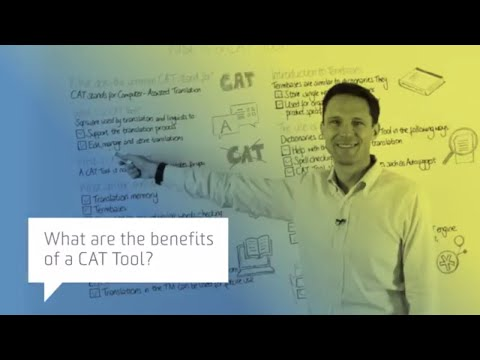 What are the benefits of a CAT tool?