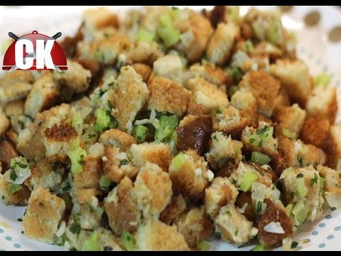 How to Make Stove Top Stuffing!
