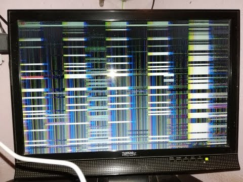 How to Fix Laptop/PC Screen Flickering (Lines on Monitor Screen)