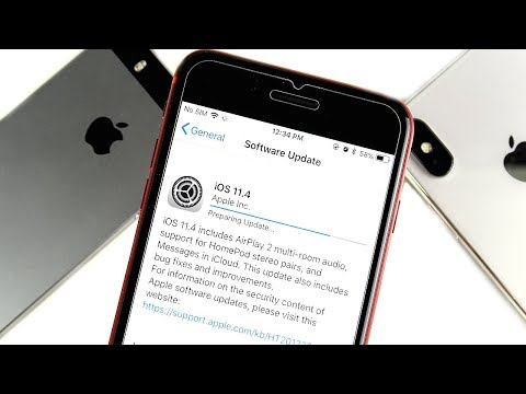 iOS 11.4 Official Released! Should You Update?