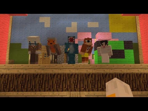 Minecraft Xbox - The Show Must Go On - 4K Subs Special [69]