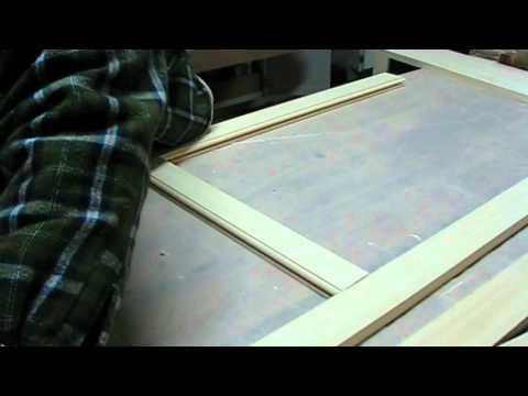 Making a Raised Panel Door