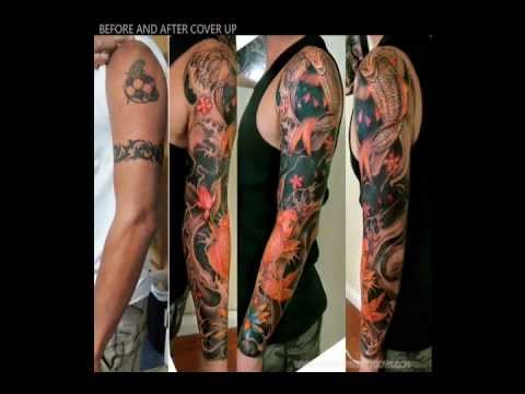 Cover Up Tattoo Designs On Arm Cover For Tattoo