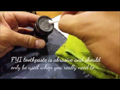 How to Clean Your Flashlight Lens