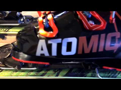 Quick one minute to tutorial on how to adjust your ski bindings