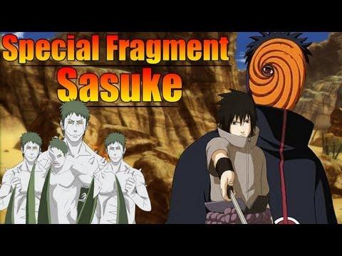 Naruto Shippuden Ultimate Ninja Storm 3 | Special Sasuke fragment