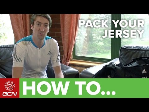 How To Pack Your Jersey Pockets For A Sportive | Ridesmart