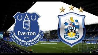 Everton Vs Huddersfield - Premier League |Highlights & Full Match -Pes 2019 |Game Pc
