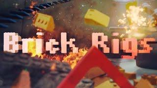 LEGO DESTRUCTION! - Brick Rigs / Brick Rigs Gameplay