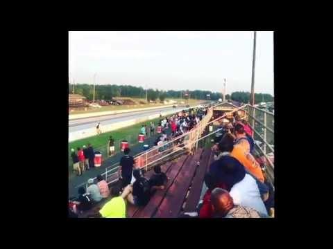 Piedmont Dragstrip. Drag Racing. Muscle Cars. Turbos.