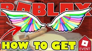 2018 Roblox Imagination Rainbow Wings Videos 9tubetv - how to get the rainbow wings in roblox