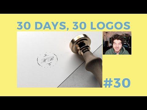 30 Days, 30 Logos #30 - Herman Beltman