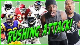 ONE OF THE MOST FUN MADDEN MINI GAMES! - Madden 05 Gameplay | #ThrowbackThursday