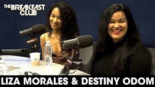 Liza Morales & Destiny Odom Describe Relationship With Lamar Odom & Thoughts On His Book
