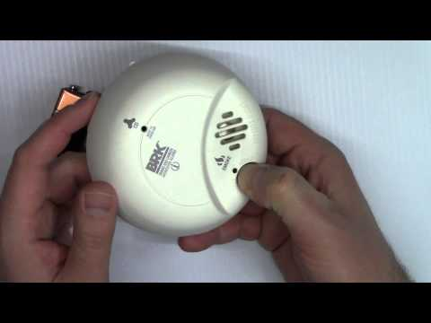 New Battery & Smoke Detector Keeps Chirping How To Fix