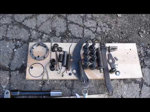 1999 K2500 Chevy Suburban rear brake job