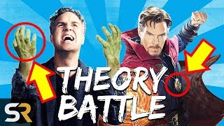 Is Hulk A Skrull Or Did Doctor Strange Use The Time Stone? | Theory Battle