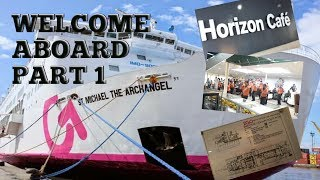 2Go Travel Manila to Dipolog St. Michael The Archangel #PART1 #STATEROOM