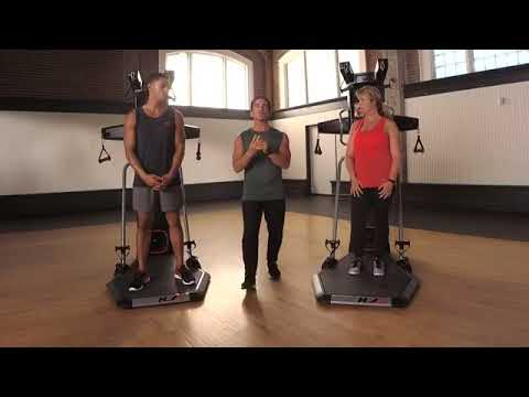 Bowflex HVT Live - Beginner's Guide to the HVT Workout (8/31/17)
