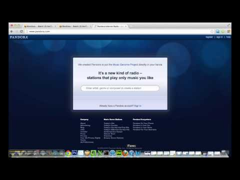 2013 How to get Pandora.com in CANADA and Other Countries ***WORKING!***
