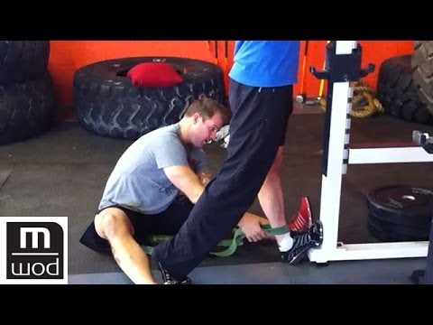 Professional Ballet Calves and Ankles | Feat. Kelly Starrett | Ep. 141 | MobilityWOD