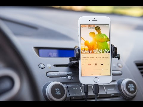 The Best Car Mount Holder for iPhone and Smartphones (iOttie)