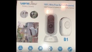 Wansview K2 Review Videos & Books