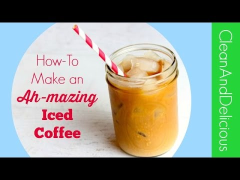 How-To Make The Best Iced Coffee
