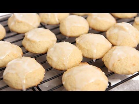 Ricotta Cookies Recipe - Laura Vitale - Laura in the Kitchen Episode 706