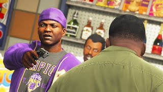 A Day in the Life of Franklin | GTA 5 movie