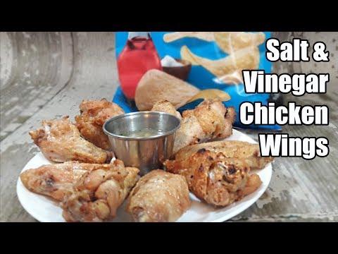 Salt and Vinegar Chicken Wings Recipe | Episode 471