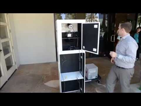 Instant Photo Booth Setup San Diego