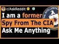 I Am A Former Covert CIA Intelligence Officer Reddit Ask Me Anything
