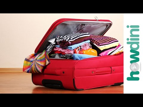 12 Travel Packing Tips: Howdini Hacks