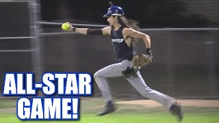 UNBELIEVABLE ALL-STAR GAME! | On-Season Softball League