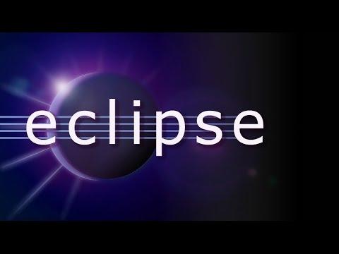 Installing The Eclipse IDE on Windows 7 64bit.