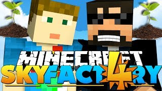 Minecraft: SkyFactory 4 - PLANTS ARE PEOPLE TOO!! [37]