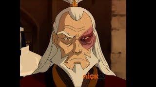 Firelord Zuko in Legend Of Korra