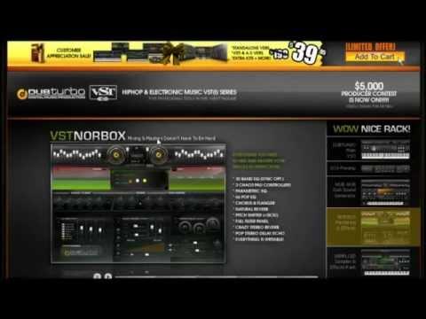 Best Beat Making Software To Make Beats - Dubturbo VST