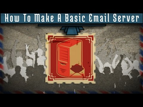 How To Make A Basic Email Server