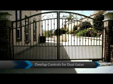 DoorKing: 6400 In-Ground Gate Operators
