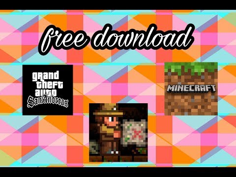 [Update]How to download Minecraft PE   Gta sa   terraria   free on appstore   Ios   Apple ID