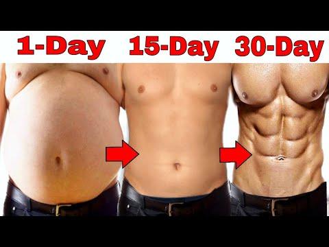 ये हे तेज़ी से पेट खत्म कर abs बनाने का असल तरीका - How To Lose Belly Fat In One Week